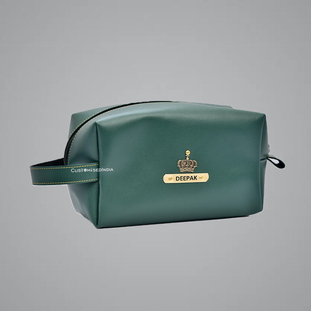 Green Utility Pouch