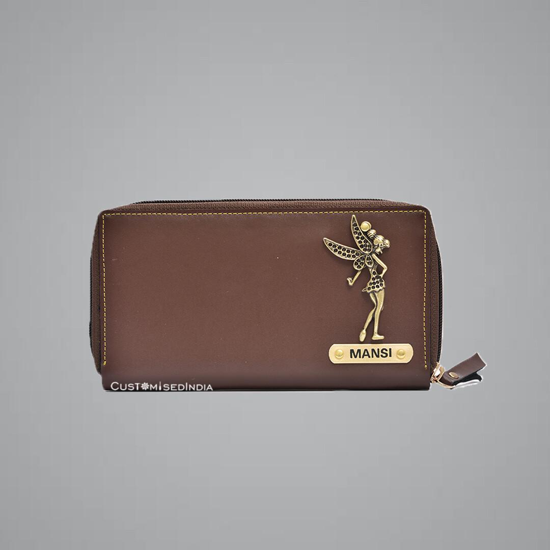 Brown Premium Women's Clutch