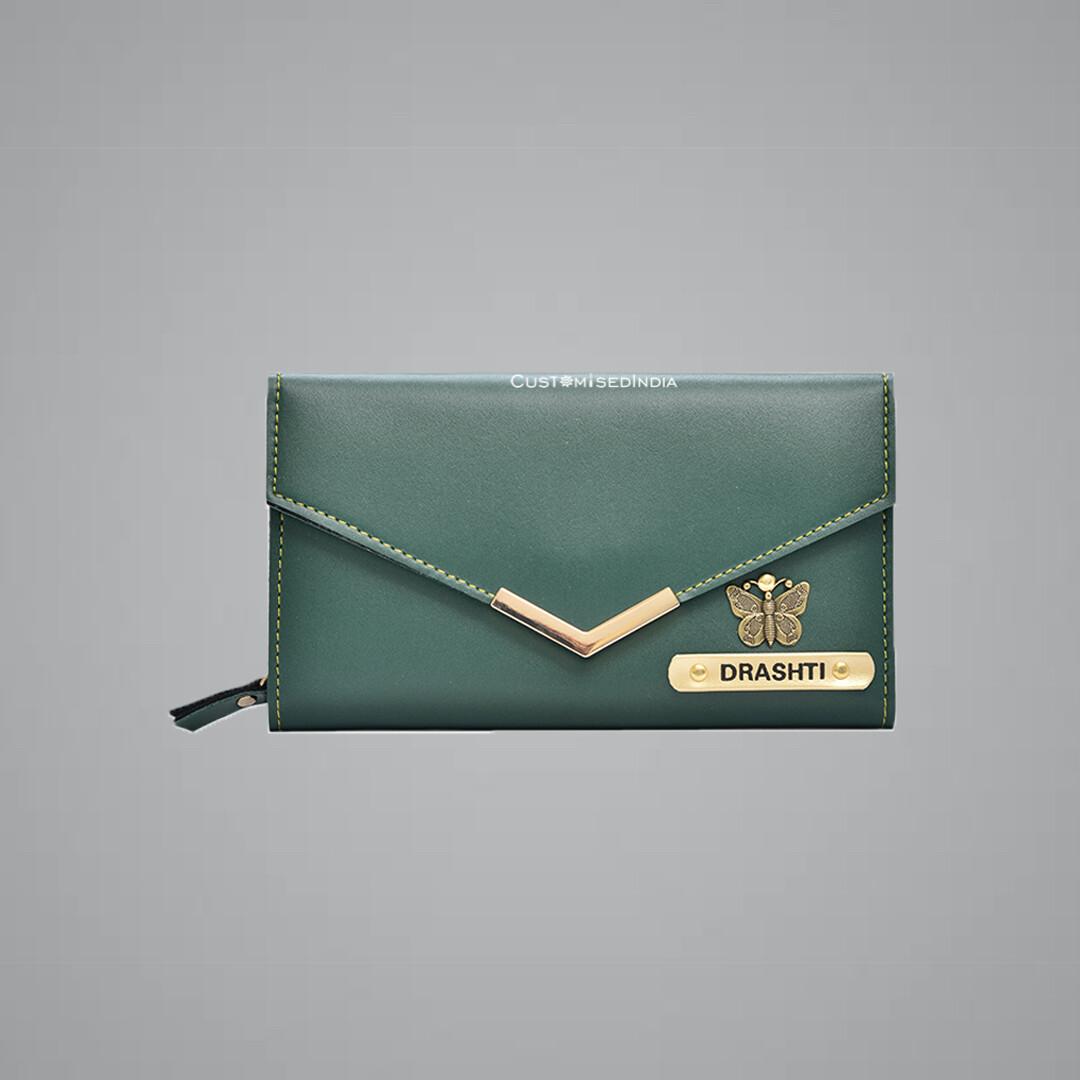 Green Women's Wallet 1.0