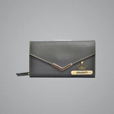 Grey Women's Wallet 1.0