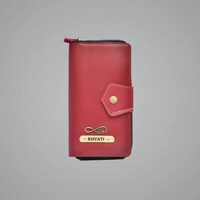 Red Women's Wallet 2.0