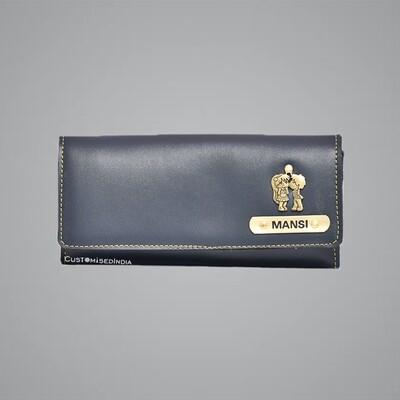 Blue Women's Wallet 3.0