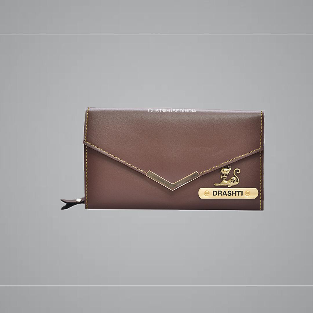 Brown Women's Wallet 1.0
