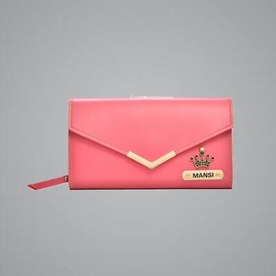 Pink Women's Wallet 1.0