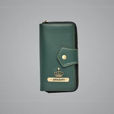 Green Women's Wallet 2.0