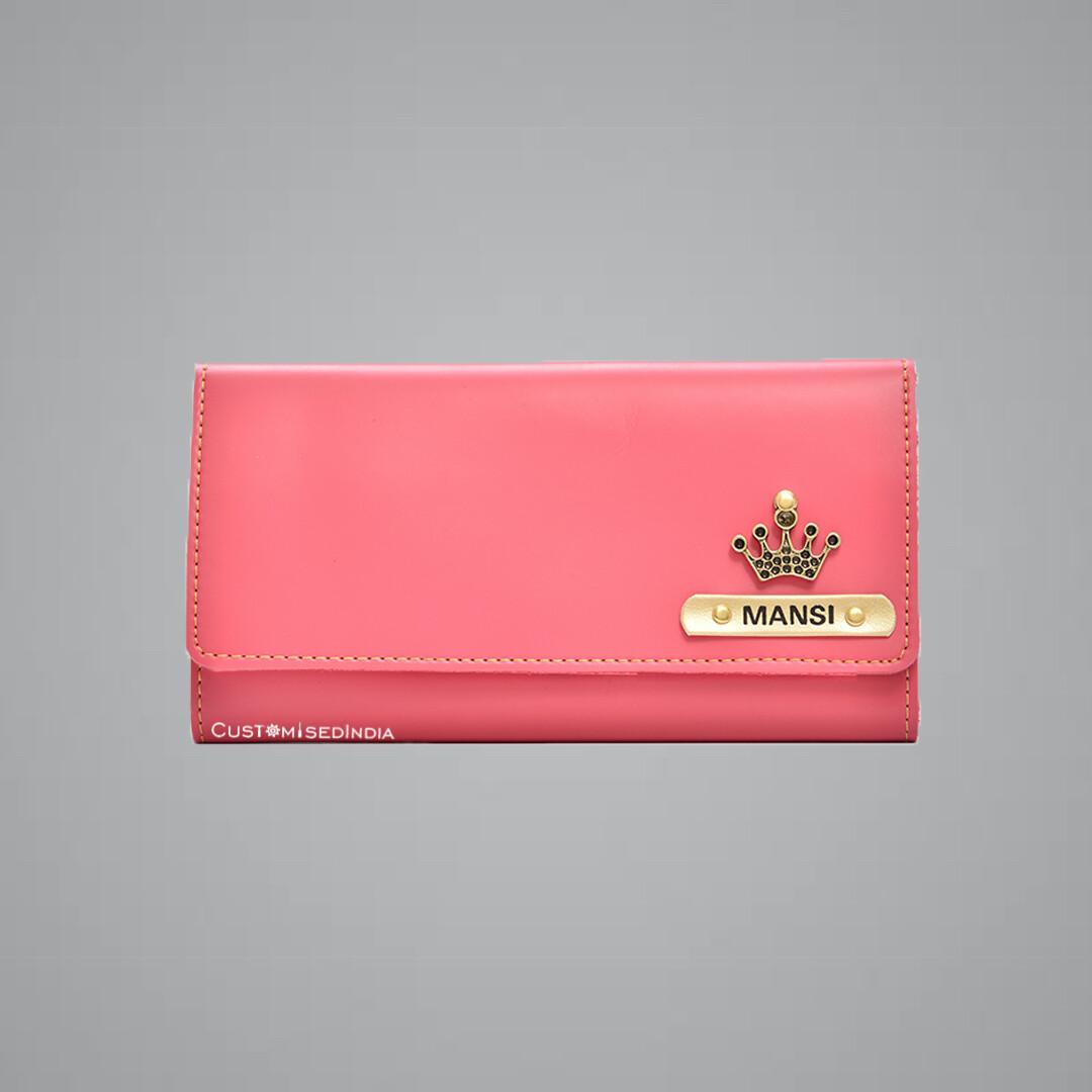 Pink Women's Wallet 3.0