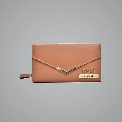Tan Women's Wallet 1.0