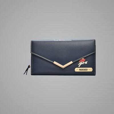Blue Women's Wallet 1.0