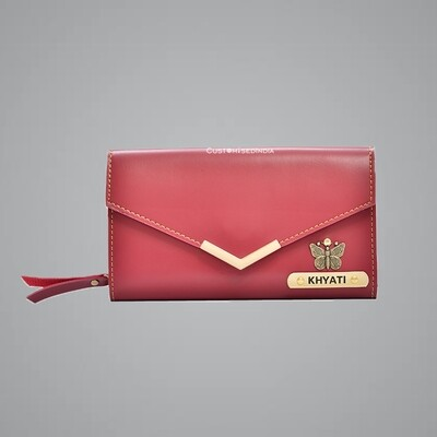 Red Women's Wallet 1.0