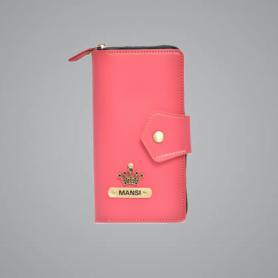 Pink Women's Wallet 2.0