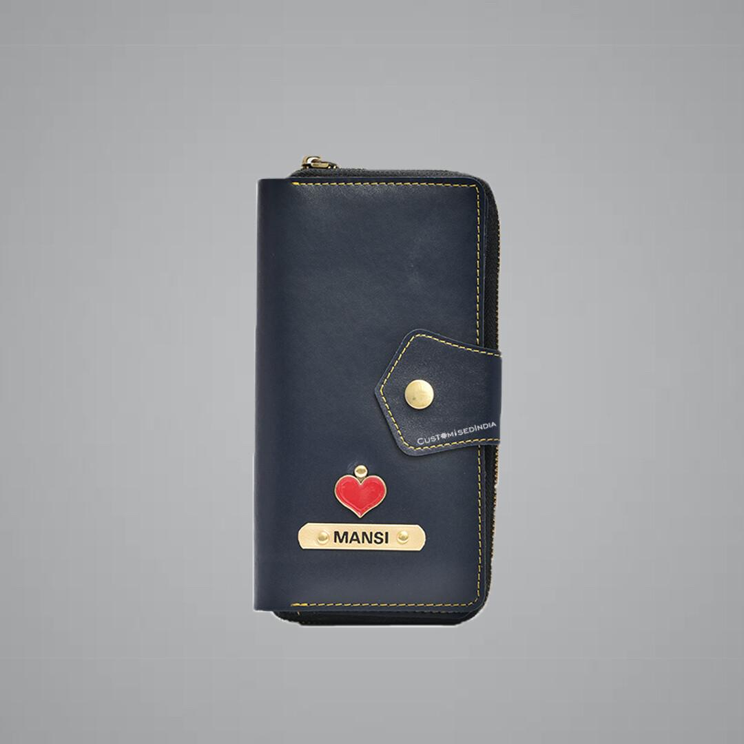 Blue Women's Wallet 2.0