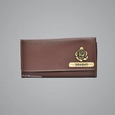 Brown Women's Wallet 3.0