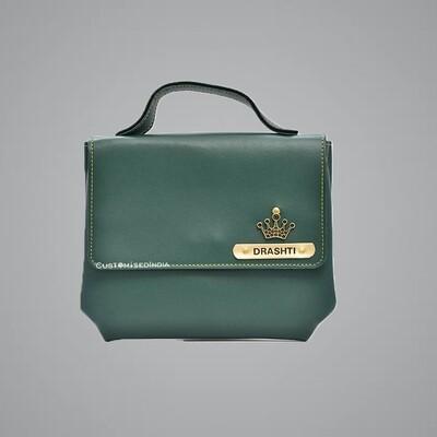 Green Sling Bag