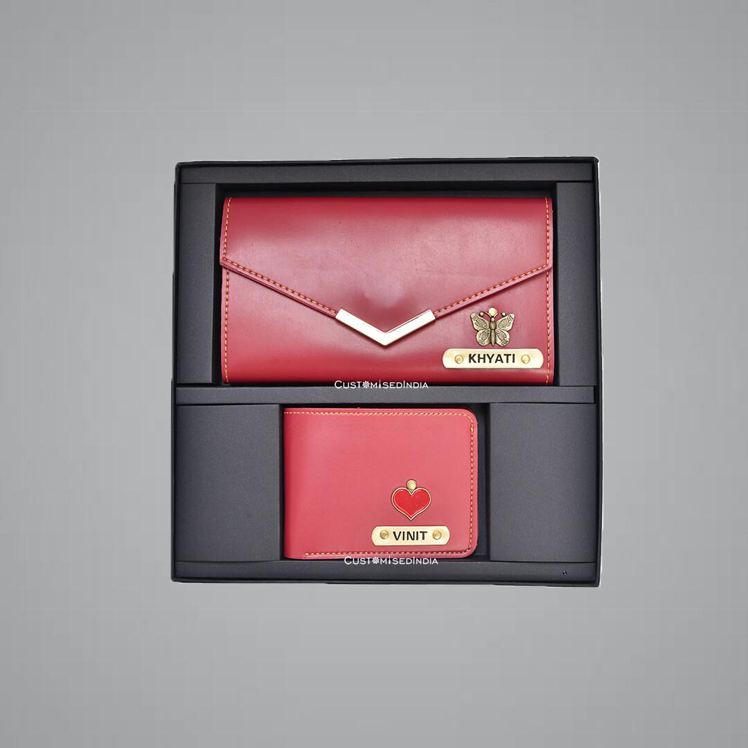 Red Premium Couple Combo