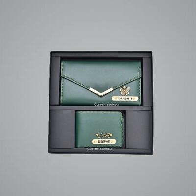 Green Premium Couple Combo