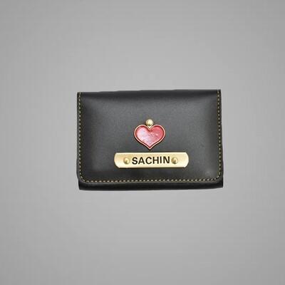 Black Premium Card holder