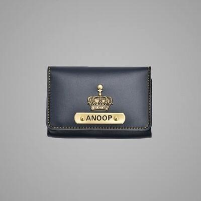 Blue Premium Card holder