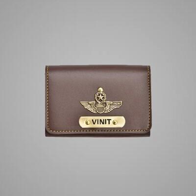 Brown Premium Card holder