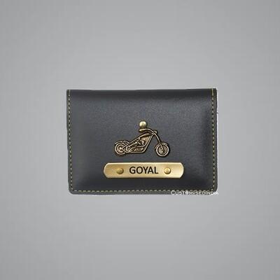 Grey Mini Wallet