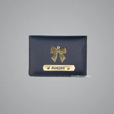 Blue Mini Wallet