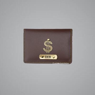 Brown Mini Wallet