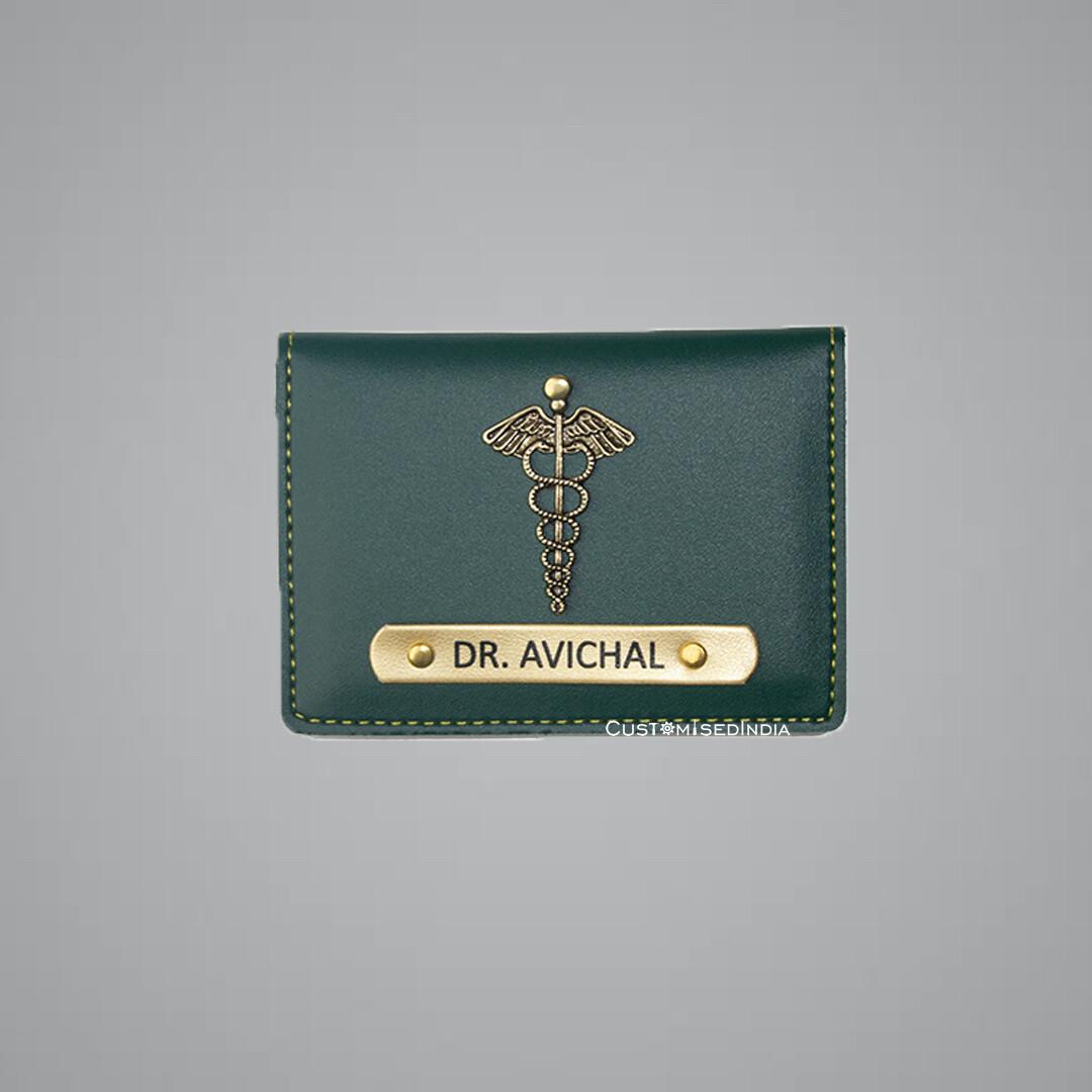 Green Mini Wallet