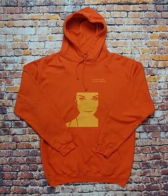 LBSN Hoodie in Burnt Orange