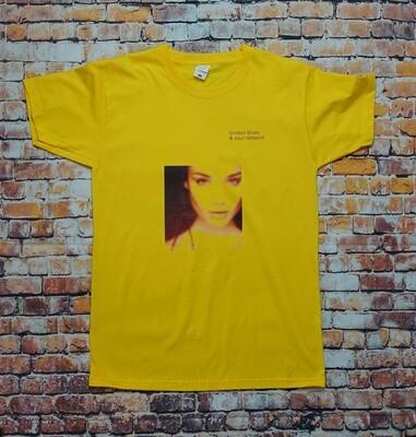 LBSN 'Halo' T-Shirt in Yellow