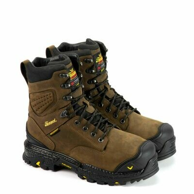 INFINITY FD SERIES – 8″ STUDHORSE INSULATED WATERPROOF SAFETY TOE BOOT - 804-4304
