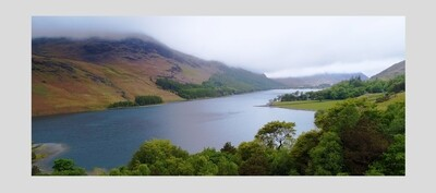 FRAME A1 : Crummock Water, Lake District National Park, England.