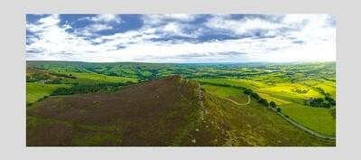 FRAME A1 : The Roaches Ridge, Peak District National Park, England.