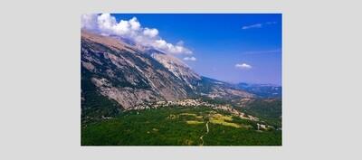 FRAME B1 : Maiella Mountain Range, Abruzzo, Italy.