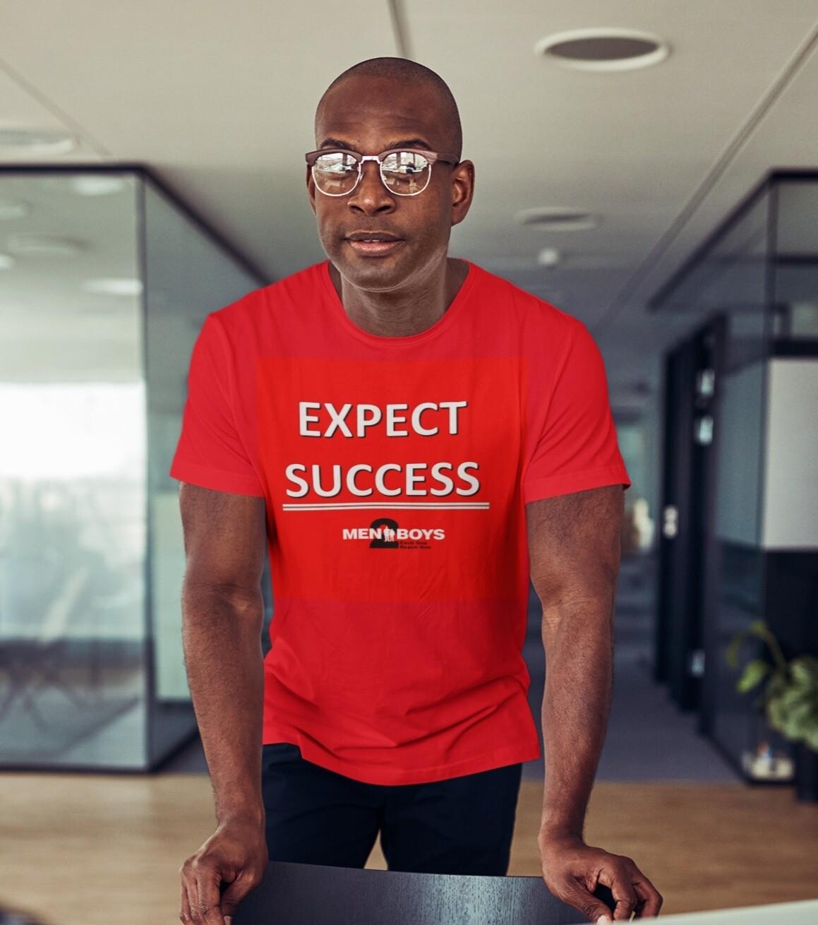 "M2Bs - ""Expect Success"" T-Shirt"