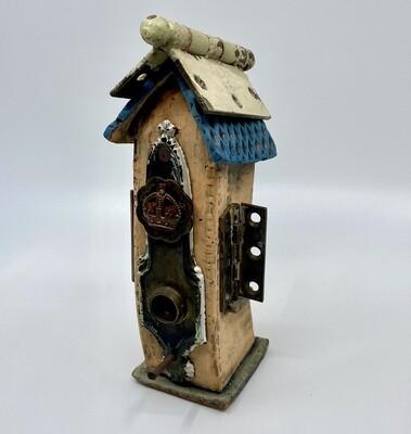 Found Object Bird House