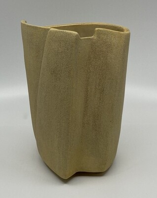 Angled Vase