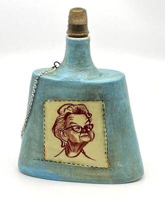 Well Behaved Woman Flask