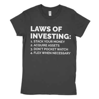 Laws Of Investing