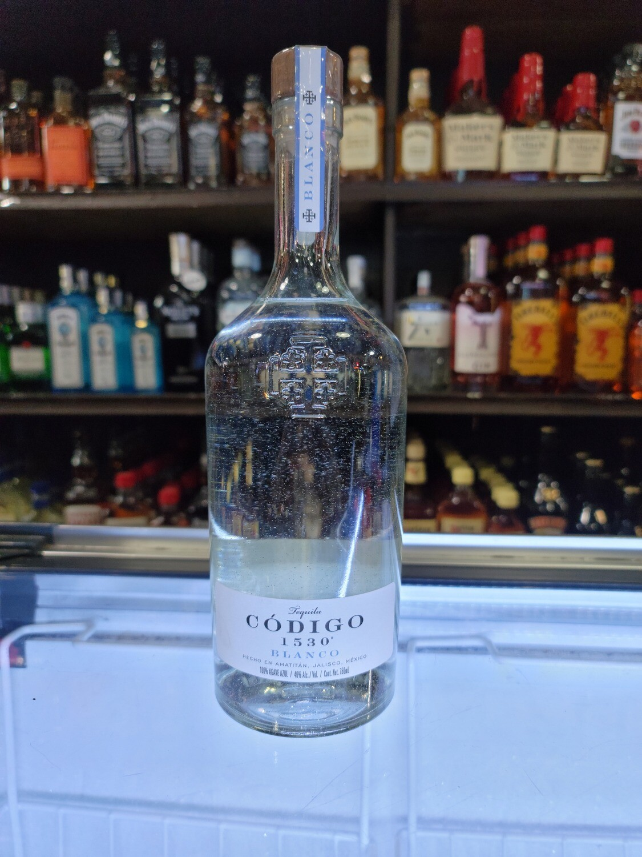 Codigo Tequila Blanco 750ml
