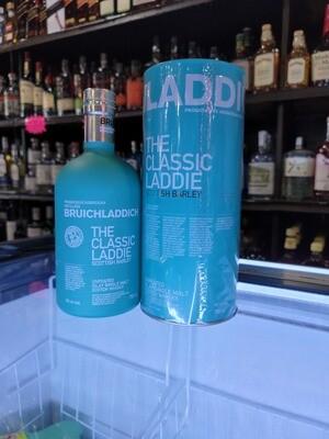 Bruichladdich Islay Single Malt Scotch Whisky Classic Laddie 750ml