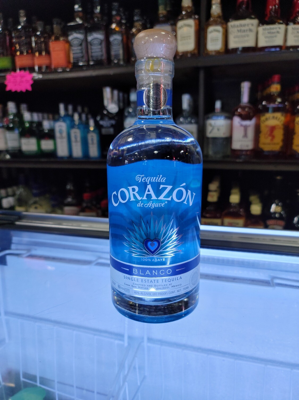 Tequila Corazon Blanco 750ml