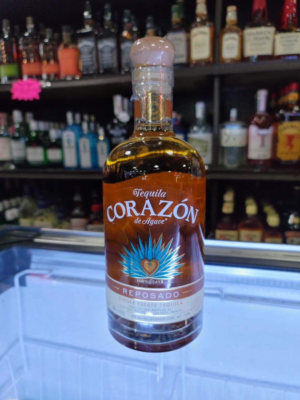 Tequila Corazon Reposado 750ml