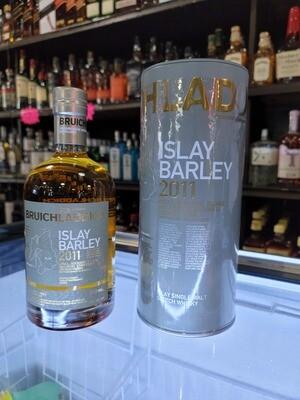 Bruichladdich Islay Single Malt Scotch Whisky Barely 750ml