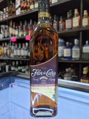 Flor De Cana 4year Oro 750ml