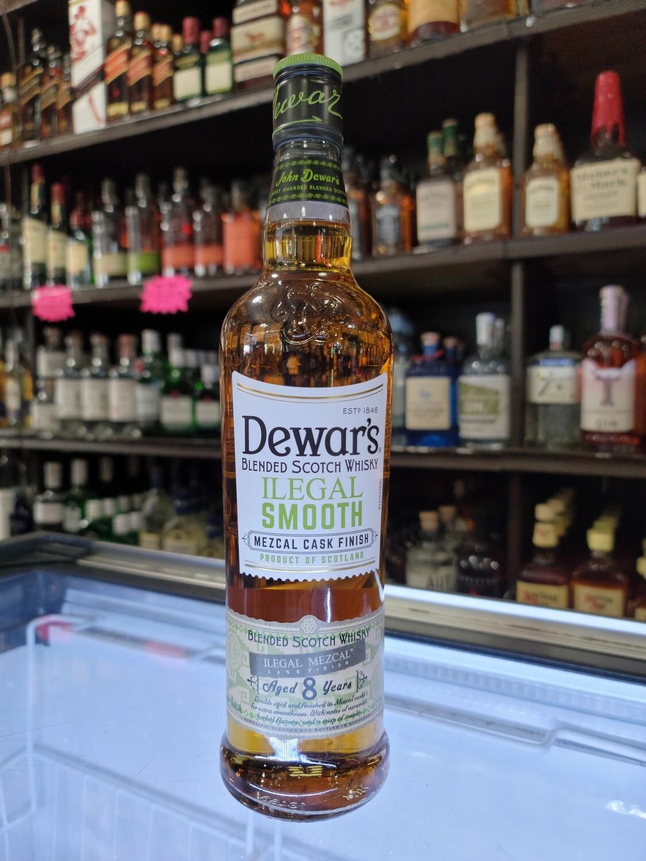 Dewar's Ilegal Smooth 750ml