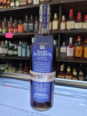 Basil Hayden Caribbean Cask 750ml