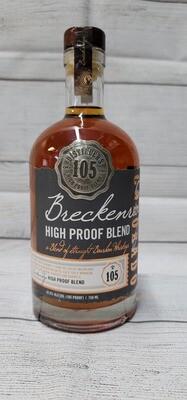 Breckenridge High Proof Blend 750ml