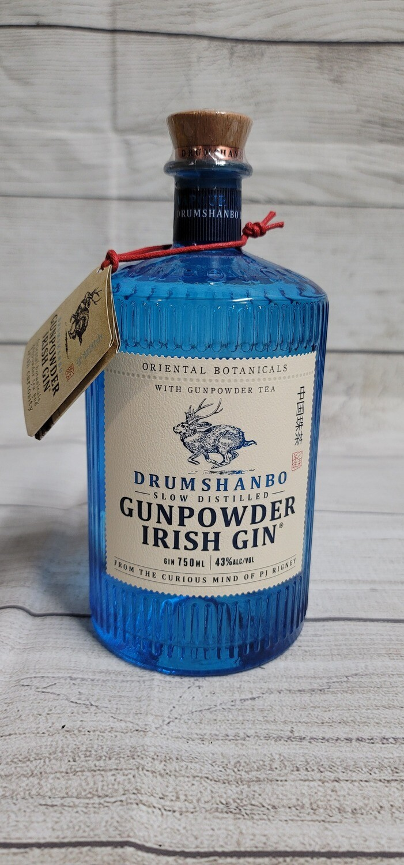 Drumshambo Gunpowder Irish Gin 750ml