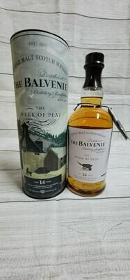 Balvenie Single Malt The Week of Peat Aged 14years 750ml
