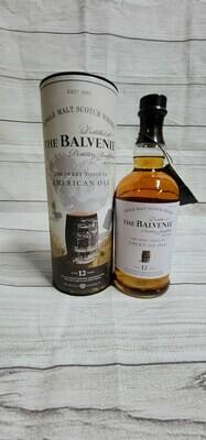 Balvenie Single Malt Scotch Whisky Sweet Toast of American Oak 750ml