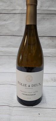 Folie a Deux Chardonnay 750ml